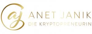 Logo Kryptopreneurin Anet Janik
